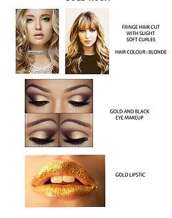 Maquillaje y Peinado Moda