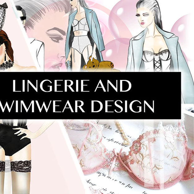 Lingerie Beachwear Design Course