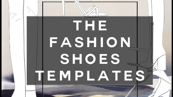 Shoes templates