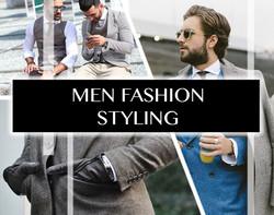 men fashion styling