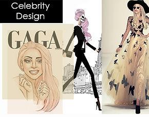 Diseño de Moda Celebridades