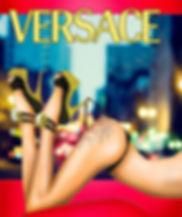 Sensual Fashion Illustration Book  Versace