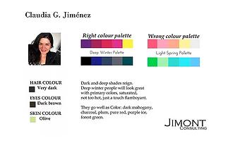 Analisis del color