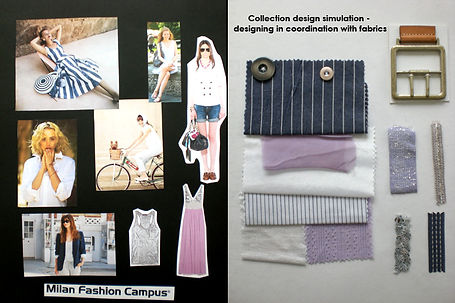 How Collection Design Course