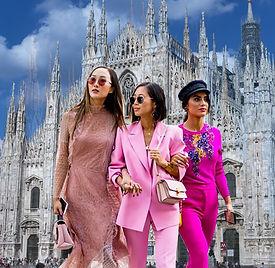 Fashion week,Fashion week experience,Milan travel