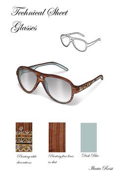 disegni occhiali