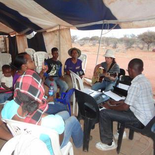 Botswana Worship Team.jpeg