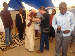 Chad Praying