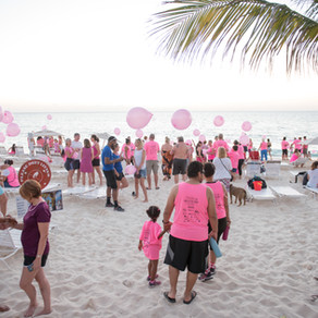 Light up the Night; join the breast cancer fight