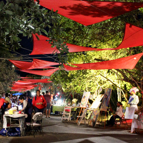 Red Sky at Night set to treat art lovers this Saturday