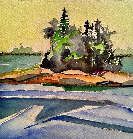 Wally's Island
