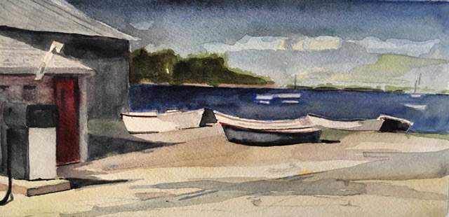 Old Chebeague Boatyard