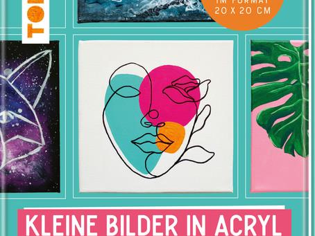 """""""Kleine Bilder in Acryl"""" beim frechverlag"""