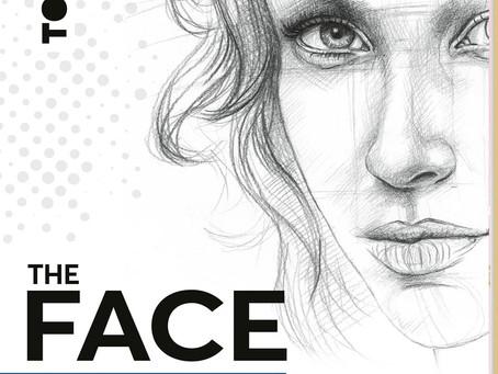 """Mein erstes Zeichenbuch """"The Face"""""""