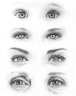 Augen im Alter