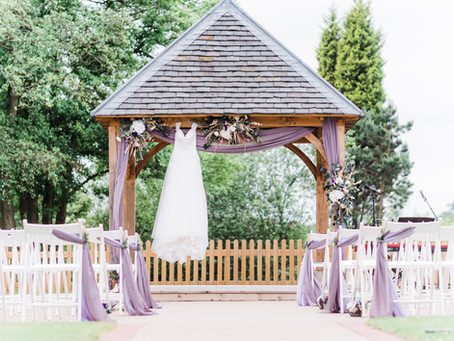 Hanbury Wedding Barn Photography