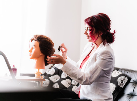 Olga Barassi, Hair & Make-up Artist, Birmingham