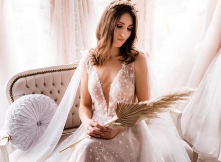 Laima Bridal Boutique, Modern Boho Wedding Dresses, Birmingham