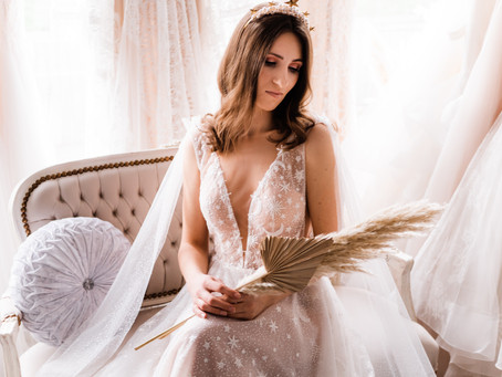 Laima Bridal Boutique, Modern Boho Wedding Dresses, Birmingham