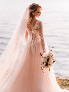 Fine art photography, bride
