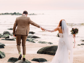 Wedding Elopement during the Pandemic: Regina & Filip