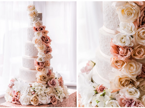 Wedding Vendors: Lady P's Cakery, Luxury Wedding Cakes, Solihull