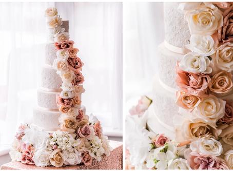 Lady P's Cakery, Luxury Wedding Cakes, Solihull