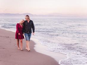 Engagement Photoshoot: Spanish Romance with Dana & Zdenek