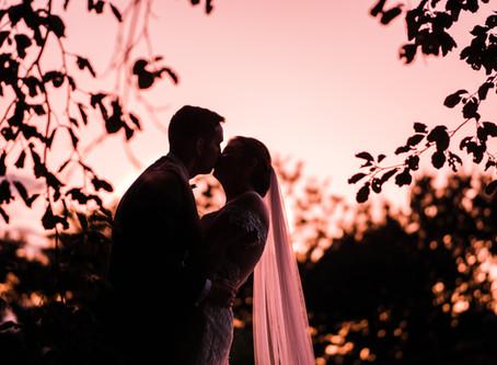 Thorpe Garden Wedding Photography, Staffordshire - Sophie & James