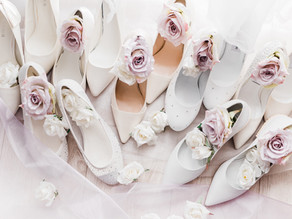 How To Choose Your Wedding Shoes