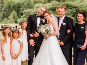 A Rustic Style Wedding: Nela & Peter