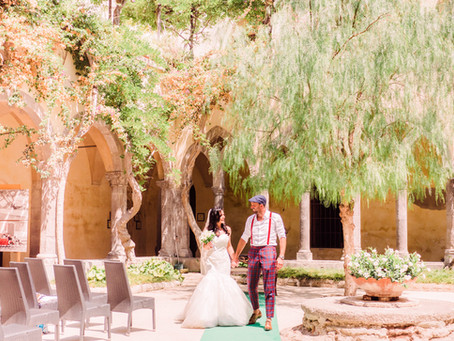 Destination Wedding in Sorrento, Italy