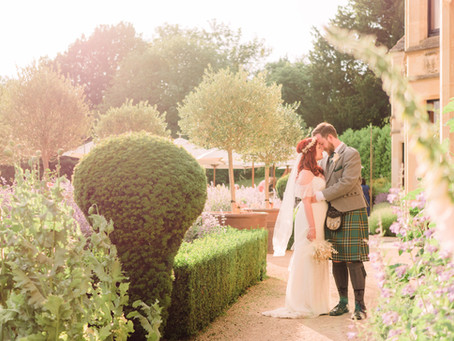 The Wood Norton Wedding Photography