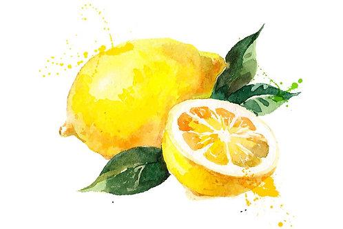 Lemon Business Card Design