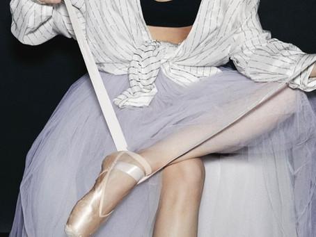 발레리나 겸 모델 고아라, '싱글즈' 창간 16주년기념 9월호에 인터뷰 및 화보 수록