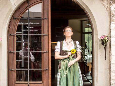 Nadine & Klaus Familien Shooting & Heiratsantrag in Schaffhausen/Rheinfall