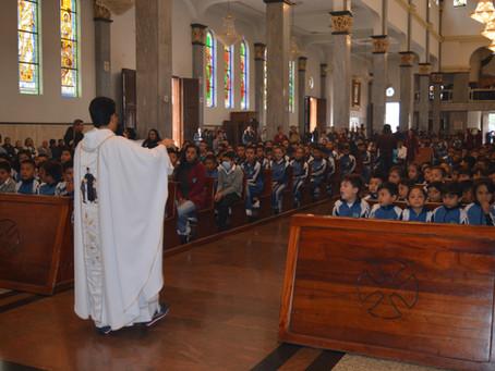 Fiesta de cumpleaños de San Juan Bosco
