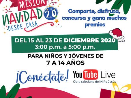 Misión Navidad 2.0 Desde Casa