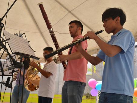 Fiesta de la cosecha Centro Salesiano de Formación Artística