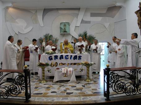 P. Carlos Julio Aponte, SDB, 60 años de sacerdocio
