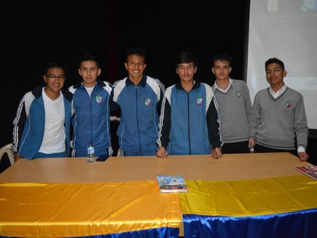 Debate de los candidatos a personero del Colegio Salesiano Juan del Rizzo
