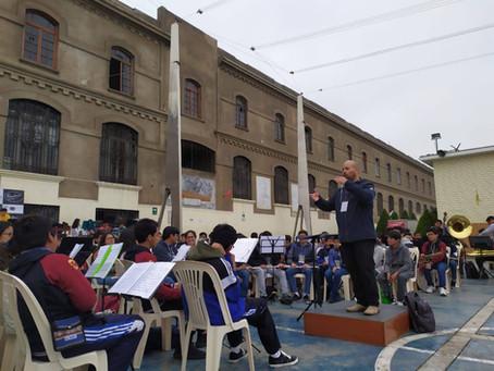 Gira Banda Sinfónica Perú 2019