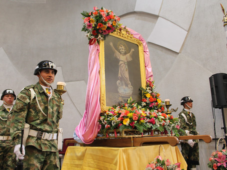 Fiesta Patronal del Divino Niño Jesús 2019