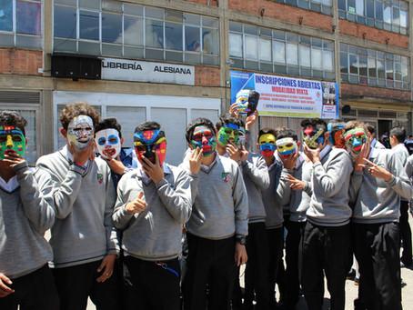 Semana por la paz CSJR