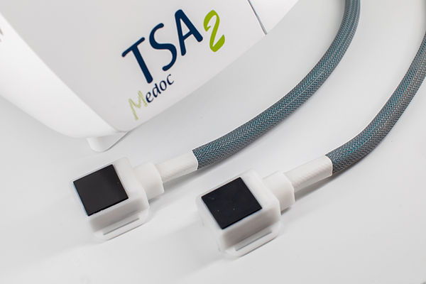 two thermodes with TSA-2