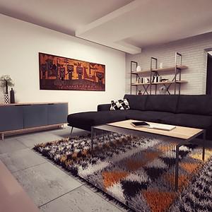 Obraz ako základ interiéru