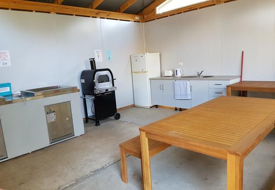 Second Camp Kitchen