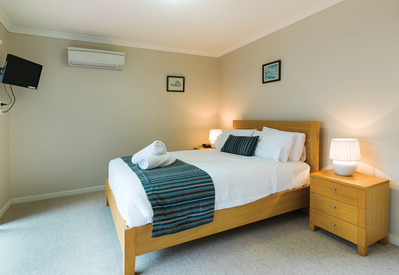 Town House Bedroom