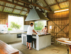 BBQ Camp Kitchen