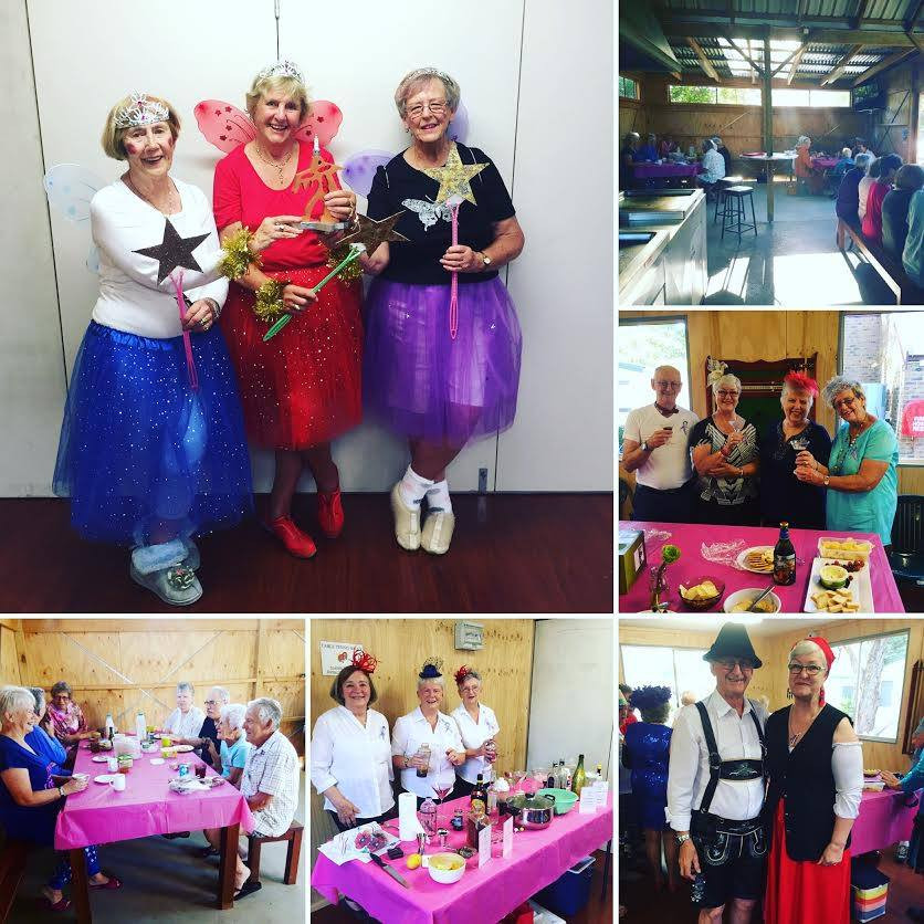 Fancy dress probus